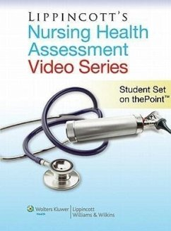Lippincott's Health Assessment Video Series: Student CD-ROM - Springhouse