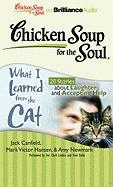 Chicken Soup for the Soul: What I Learned from the Cat: 20 Stories about Laughter and Accepting Help