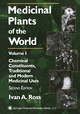 Medicinal Plants of the World - Ivan A. Ross