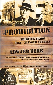 Prohibition: Thirteen Years That Changed America - Edward Behr