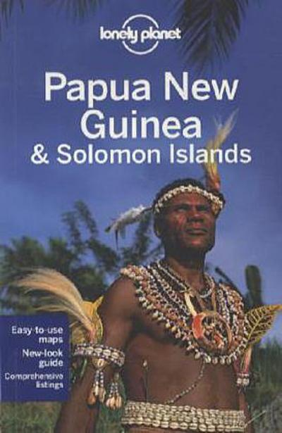Papua New Guinea and Solomon Islands (Country Regional Guides) - Regis St. Louis