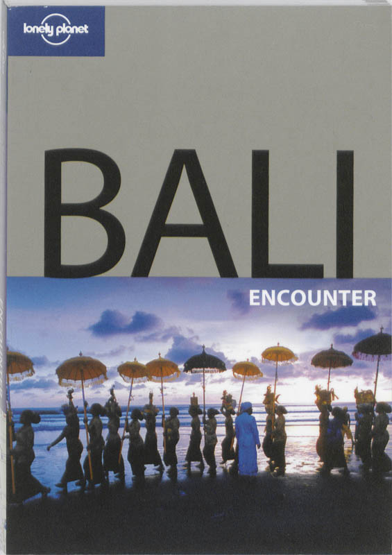 Lonely Planet Bali
