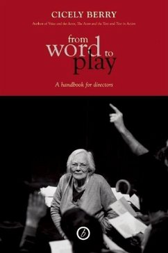 From Word to Play - Berry, Cicely