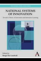 National Systems of Innovation: Toward a Theory of Innovation and Interactive Learning