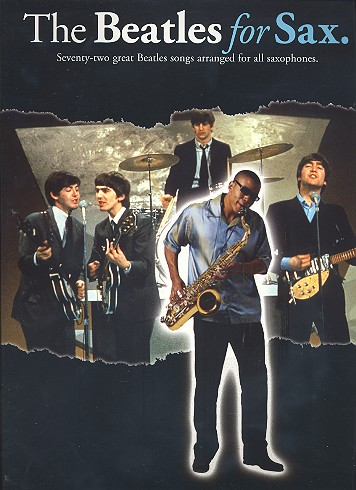 The Beatles for sax : for all saxophones