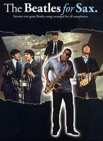 The Beatles For Saxophone - The Beatles