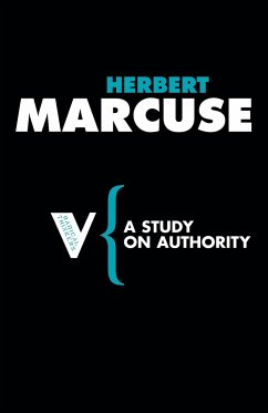A Study on Authority - Marcuse, Herbert