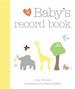 Baby's Record Book - Nebens, Amy