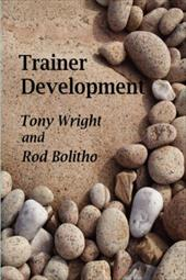 Trainer Development - Wright, Tony / Bolitho, Rod