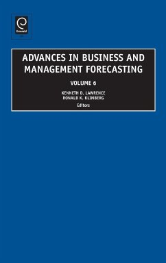 Advances in Business and Management Forecasting - Herausgeber: Lawrence, Kenneth D. Klimberg, Ronald K.