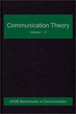 Communication Theory - Schulz, Peter J (Hrsg.)