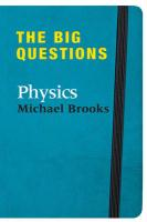 Big Questions: Physics