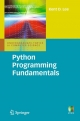 Python Programming Fundamentals - Kent D. Lee