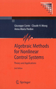 Algebraic Methods for Nonlinear Control Systems - Giuseppe Conte; Claude Moog; Anna M. Perdon