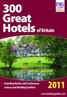300 Great Hotels of Britain, 2011