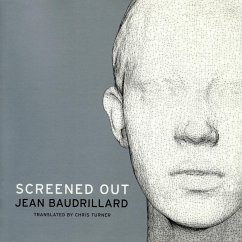 Screened Out - Baudrillard, Jean