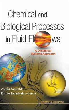 Chemical and Biological Processes in Fluid Flows: A Dynamical Systems Approach - Neufeld, Zoltan Hernandez-Garcia, Emilio