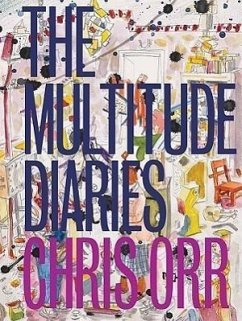 The Multitude Diaries - Orr, Chris