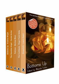 Bottoms Up: A collection of five varied spanking stories - Kristina Wright