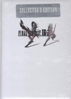 Final Fantasy XIII-2, Das offizielle Buch, Collector´s Edition - Von James Price