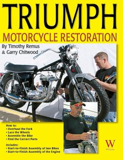 Triumph Motorcycle Restoration - Remus, Timothy Chitwood, Garry