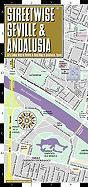 Streetwise Seville Map - Laminated City Center Street Map of Seville, Spain & Andalusia: Folding Pocket Size Travel Map