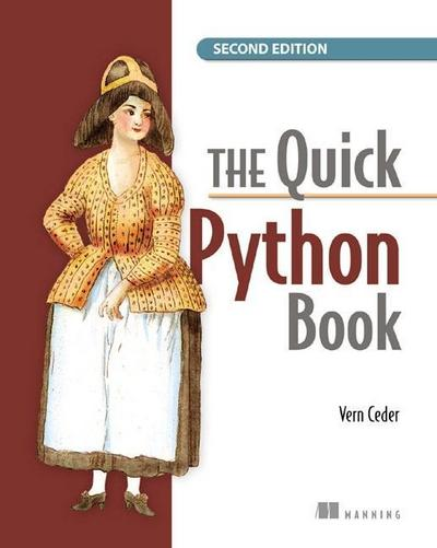 The Quick Python Book - Vernon L. Ceder