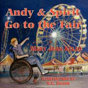Andy and Spirit Go to the Fair