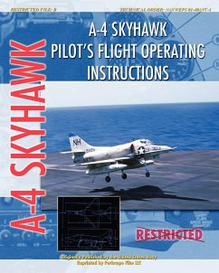 A-4 Skyhawk Pilot's Flight Operating Instructions - Air Force, United States