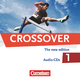 Crossover - The New Edition / B1/B2: Band 1 - 11. Schuljahr - CDs