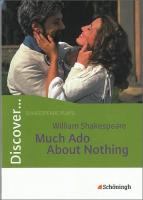 Discover... Much Ado About Nothing: Schülerheft