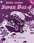 Here comes Super Bus. Level 4. Acitivity Book