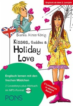 PONS Kisses, Cuddles & Holiday Love - Minte-König, Bianka