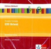 Effi Briest, 1 MP3-CD - Theodor Fontane