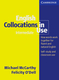 English Collocations in Use, Intermediate and above - Michael McCarthy