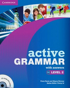 Active Grammar. Level 2: Edition with answers and CD-ROM - Mitarbeit: Davis, Fiona; Rimmer, Wayne