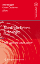 Mixed Finite Element Technologies - Peter Wriggers; Carsten Carstensen
