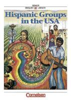Hispanic Groups in the USA