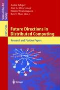 Future Directions in Distributed Computing