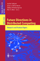 Future Directions in Distributed Computing - André Schiper; Alex A. Shvartsman; Hakim Weatherspoon; Ben Y. Zhao