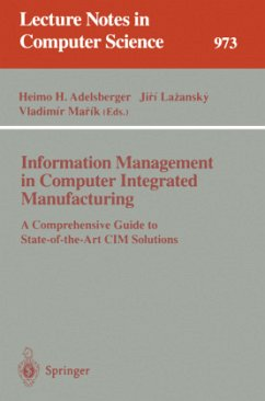 Information Management in Computer Integrated Manufacturing - Adelsberger
