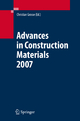 Advances in Construction Materials 2007 - Christian U. Grosse