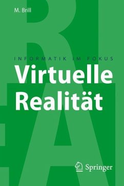 Virtuelle Realität - Brill, Manfred