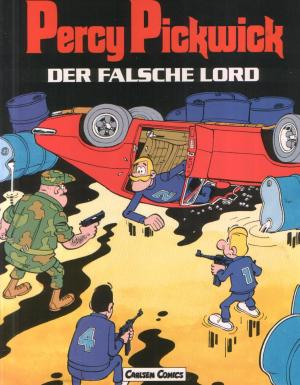 Percy Pickwick, Band 13: Der falsche Lord - Groot, Bob de Turk