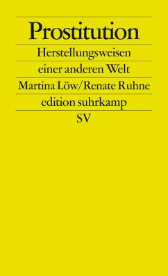 Prostitution (eBook, ePUB) - Löw, Martina; Ruhne, Renate