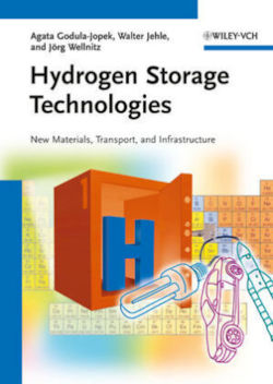 Hydrogen Storage Technologies: New Materials, Transport and Infrastructure