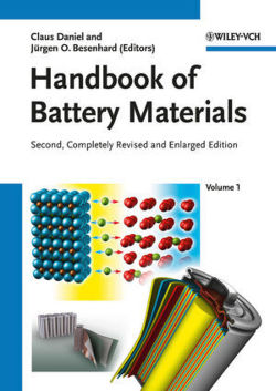 Handbook of Battery Materials. 2 volumes
