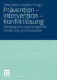 Prävention - Intervention - Konfliktlösung - Telse Iwers-Stelljes