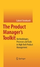 The Product Manager's Toolkit - Gabriel Steinhardt