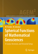 Schreiner, Michael;Freeden, Willi: Spherical Functions of Mathematical Geosciences
